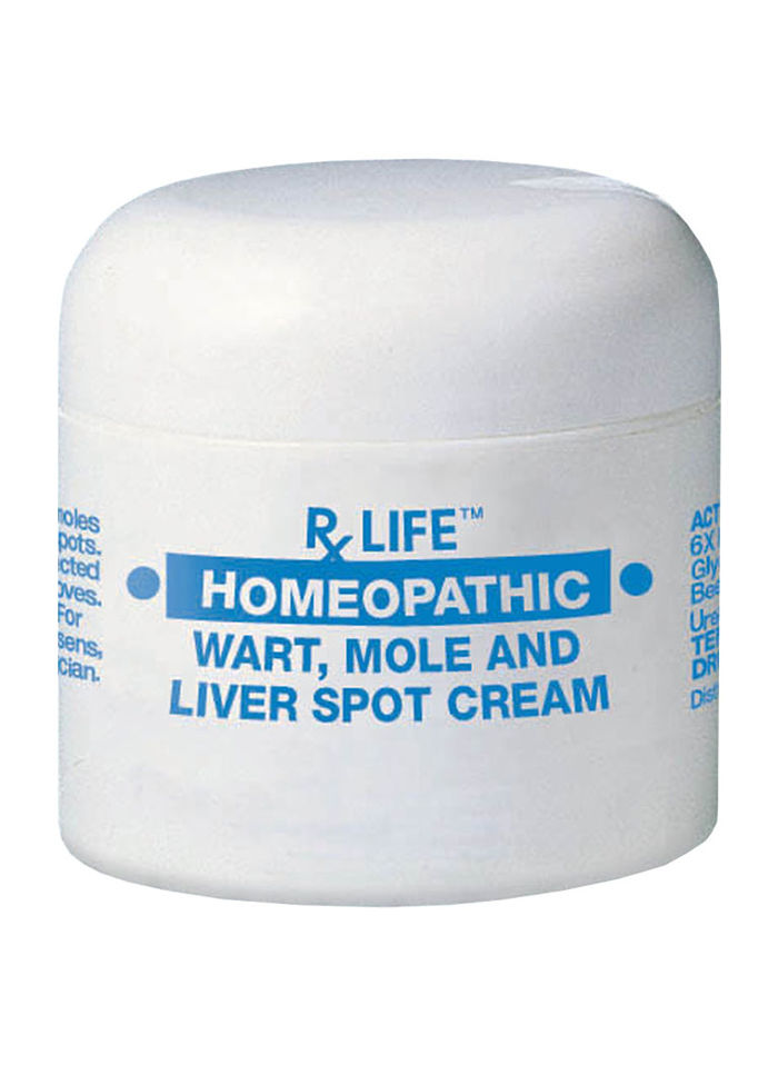 Wart, Mole and Liver Spot Cream