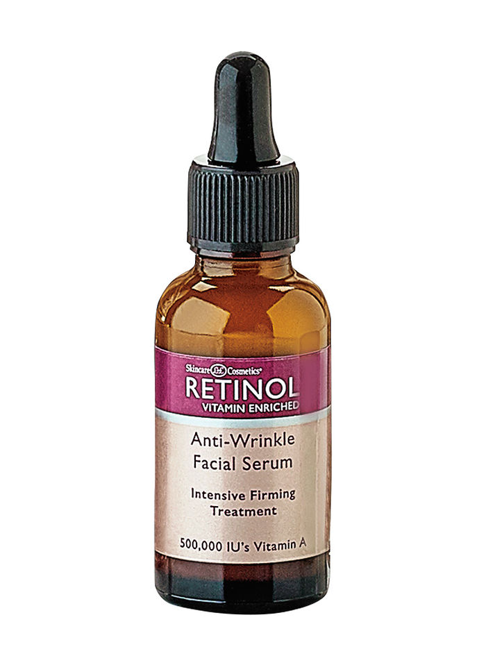 Retinol Vitamin A Anti-Wrinkle Facial Serum - Beauty