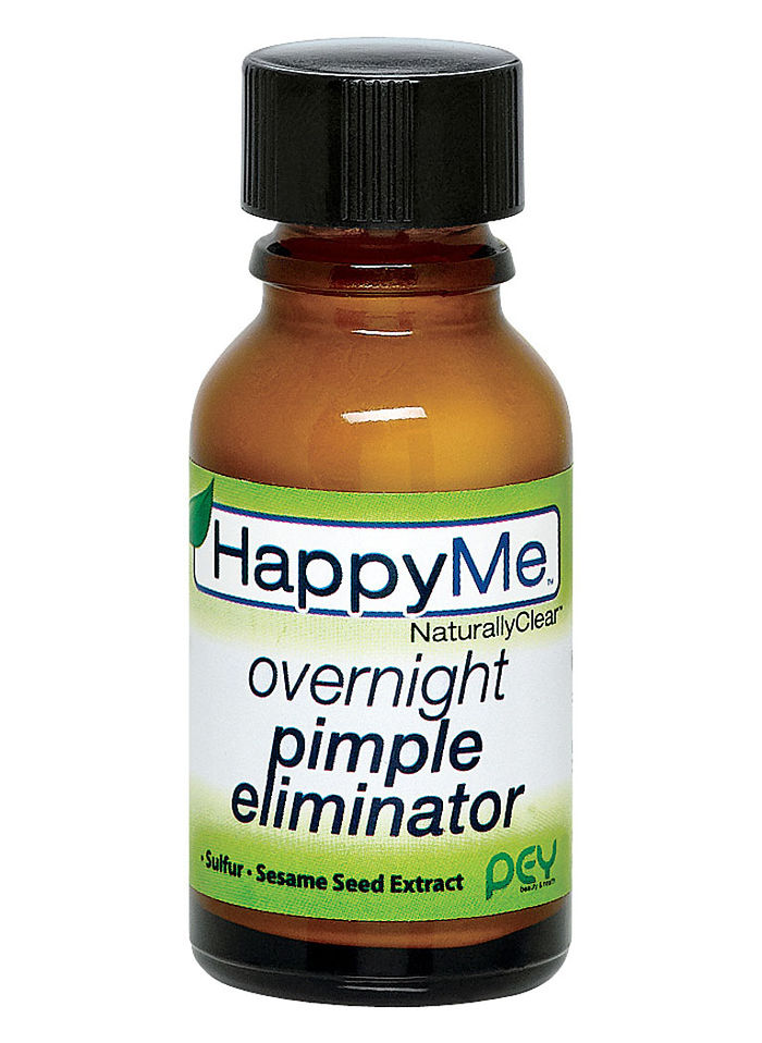Overnight Pimple Eliminator