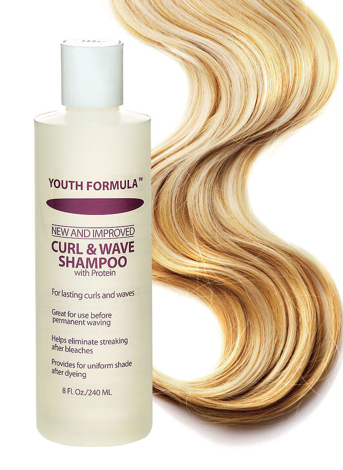 Youth Formula Curl & Wave Shampoo