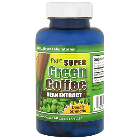 pure green coffee