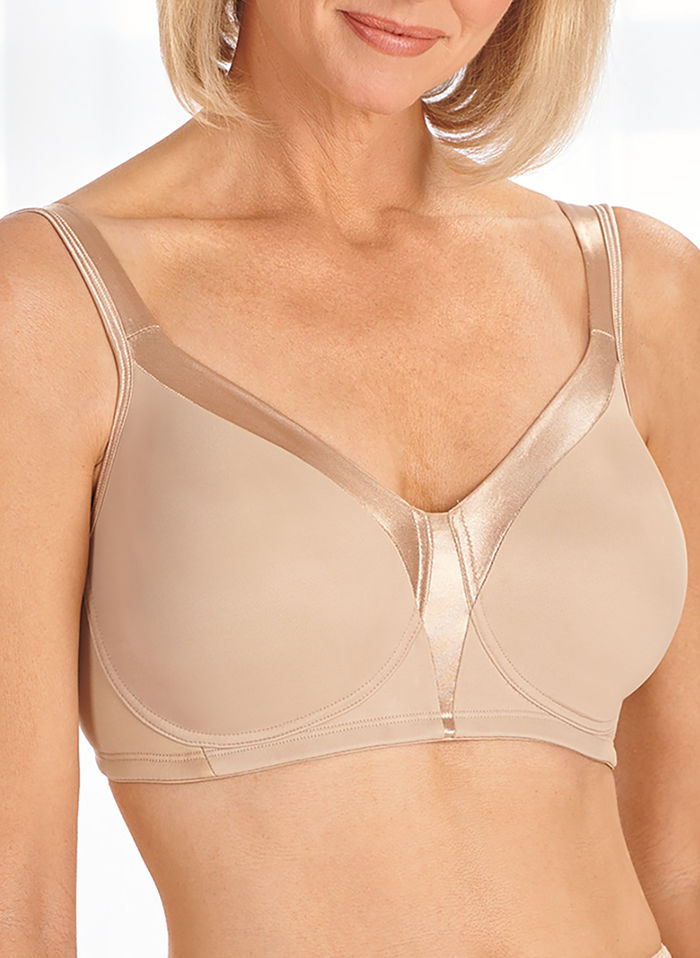 18 Hour® Soft-Cup Wire-Free Bra by Playtex®