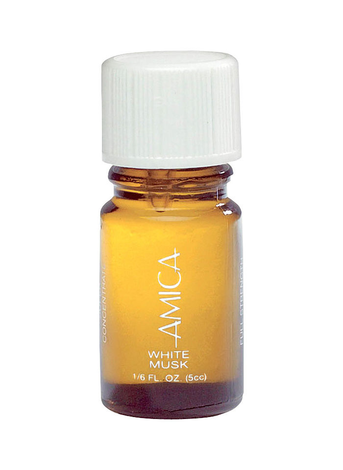 Amica White Musk Oil .17 oz.