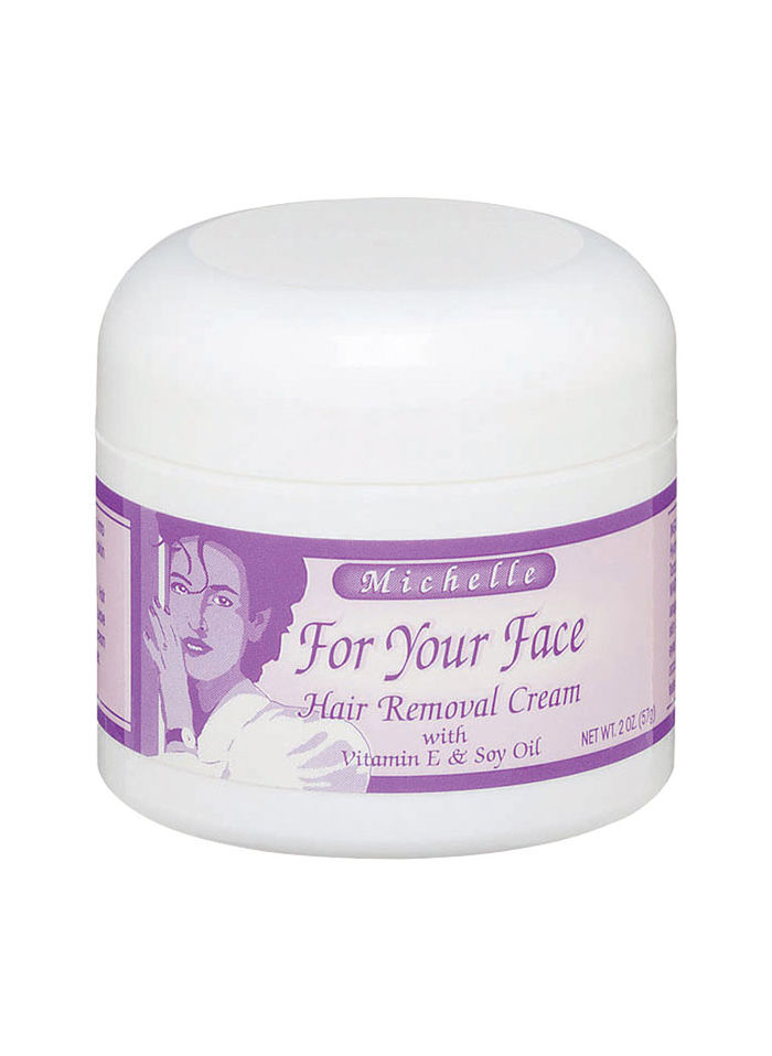 Facial Hair Removal Cream