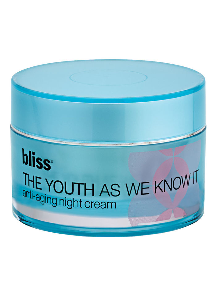Bliss® The Youth As We Know It™ Anti-Aging Night Cream