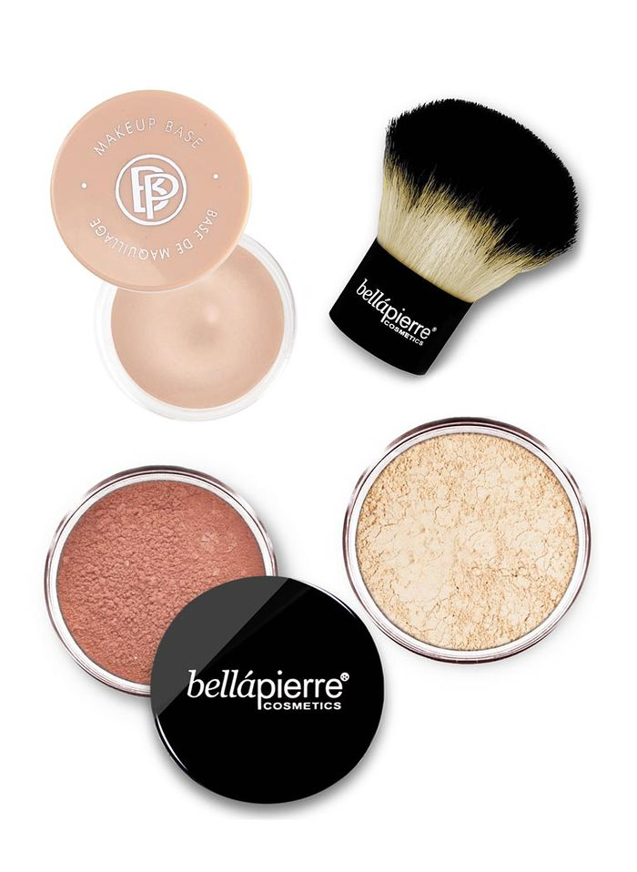 Bellapierre® Mineral Flawless Complexion 4-Piece Kit