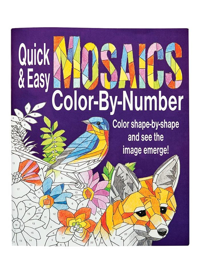 ColorbyNumbers Coloring Books