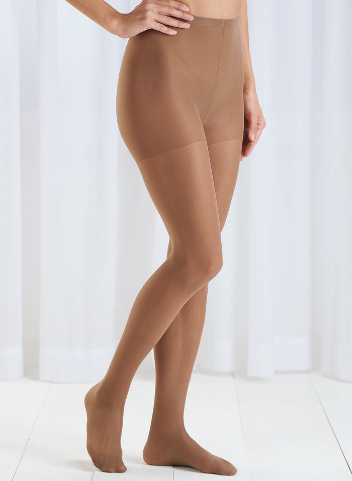 3 Pack Non-Run Support Pantyhose