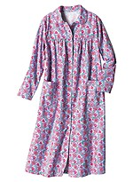 Product Review Cotton Flannel Duster Robe