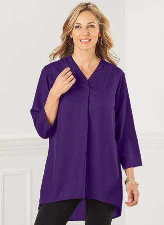Main Hi-Lo Blouse
