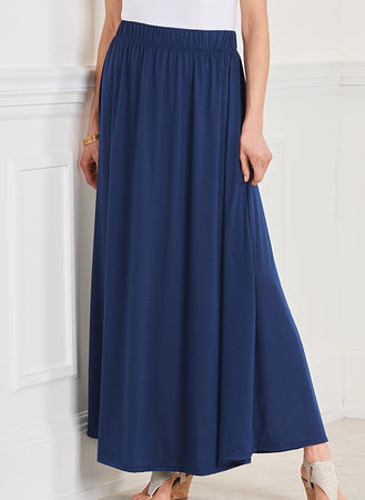Main Softly Knit Maxi Skirt