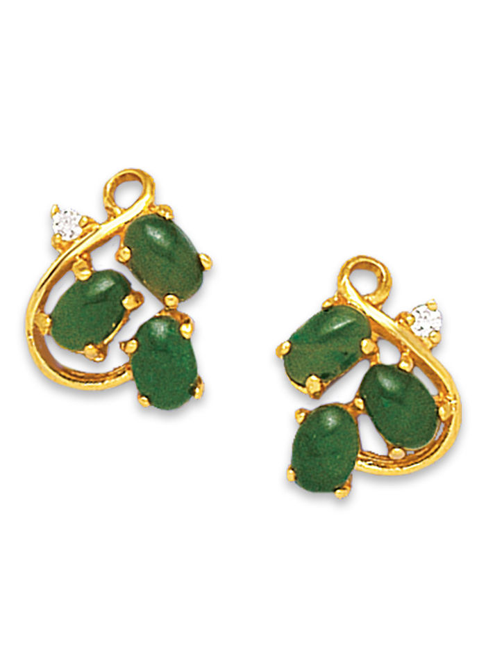 Genuine Jade Earrings