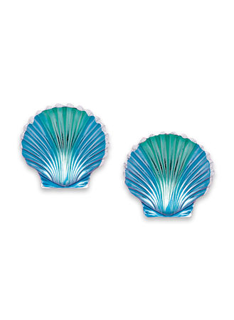 29e6778f6 Luminous Seashell Earrings | Beauty Boutique