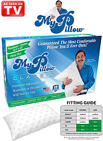 Product Review My Pillow® Standard Firm
