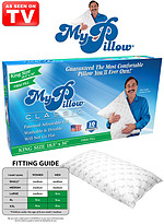 Product Review My Pillow® King Size Firm