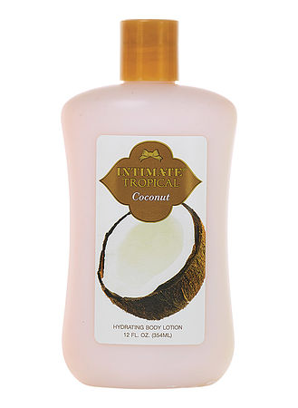Main Intimate Tropical Hydrating Body Lotion