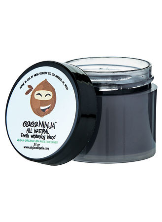 Main Coco Ninja All Natural Teeth Whitening Blend