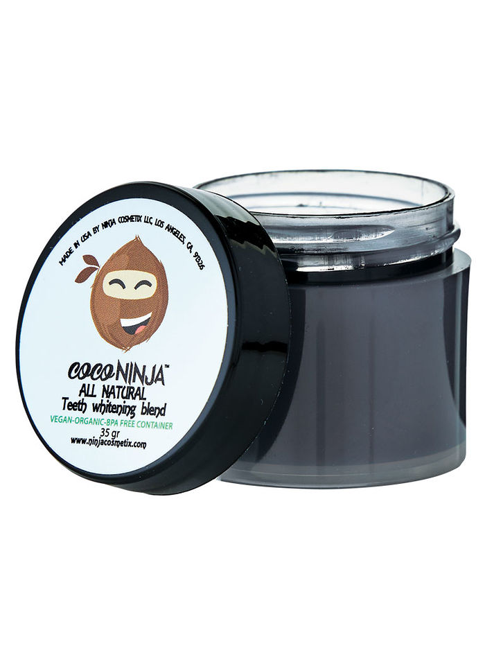 Coco Ninja All Natural Teeth Whitening Blend