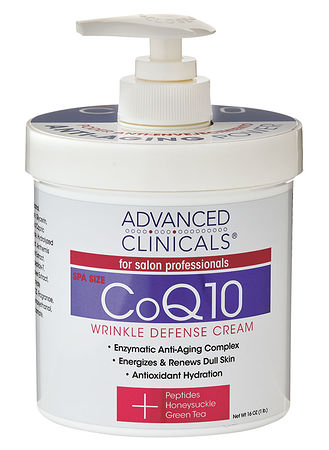 Main CoQ10 Wrinkle Defense Cream
