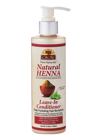 Main Natural Henna Leave-in Conditioner