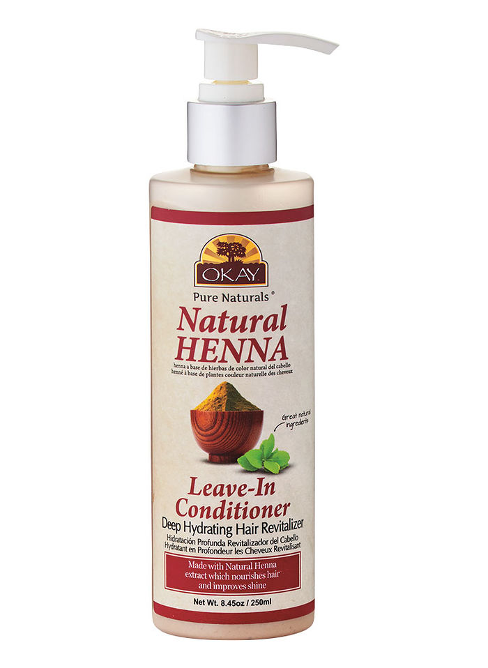 Natural Henna Leave-in Conditioner