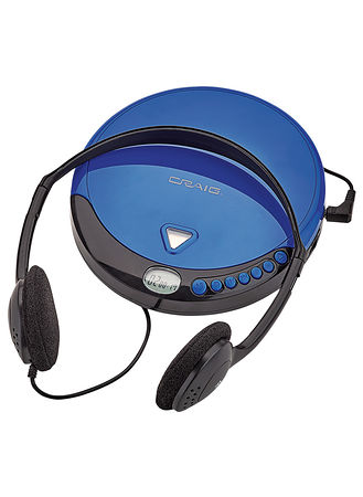Main Personal CD Player