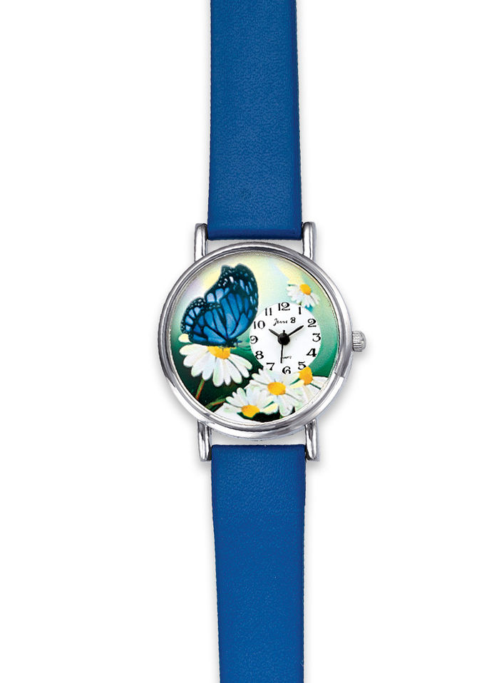 Butterfly Serenade Watch