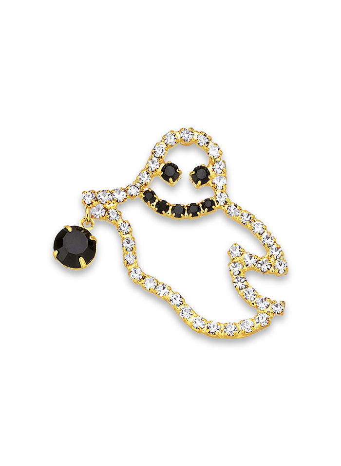 Ghostly Charm Tack Pin