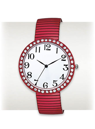 Main Darling Red Stretch Watch