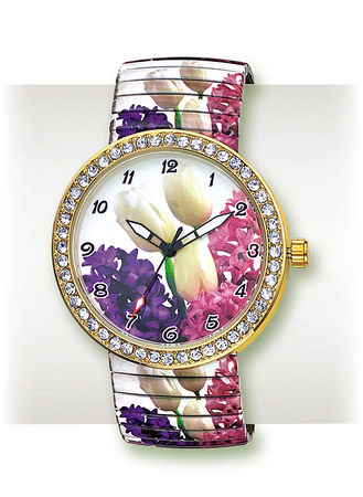 Main First Blooms Stretch Watch