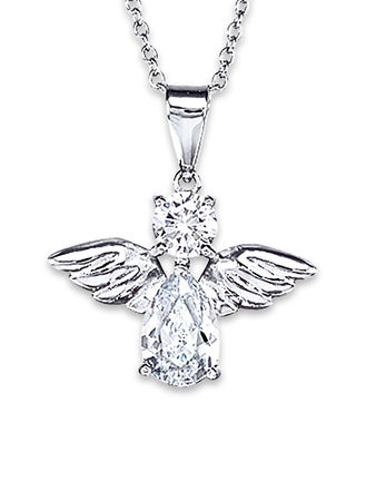 Main Watchful Angel Pendant