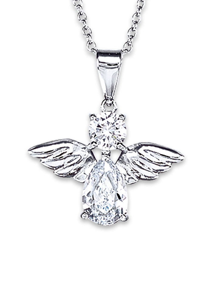 Watchful Angel Pendant