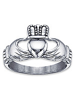 Product Review Claddagh Ring for Him