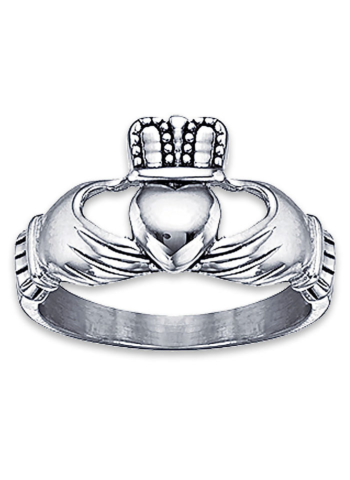 Claddagh Ring for Him