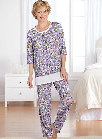 Main Soft Knit Pajama Set