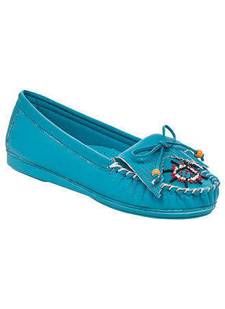Main Beaded Moccasin