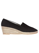 Product Review Canvas Espadrille II Slip-on Wedge