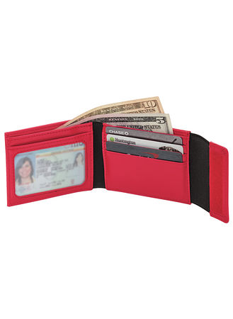Main Buxton Stretch Wallet