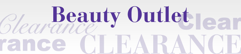 Beauty Outlet Banner